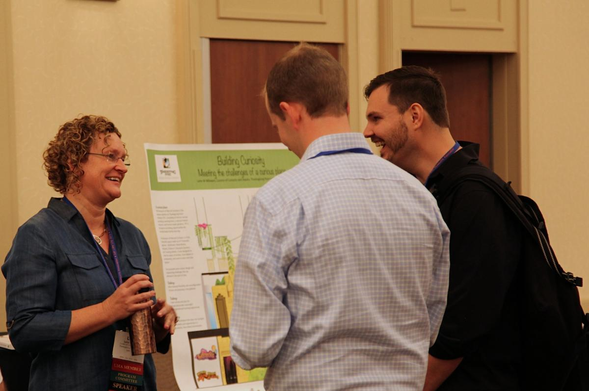 program perspective top ten reasons poster sessions are great