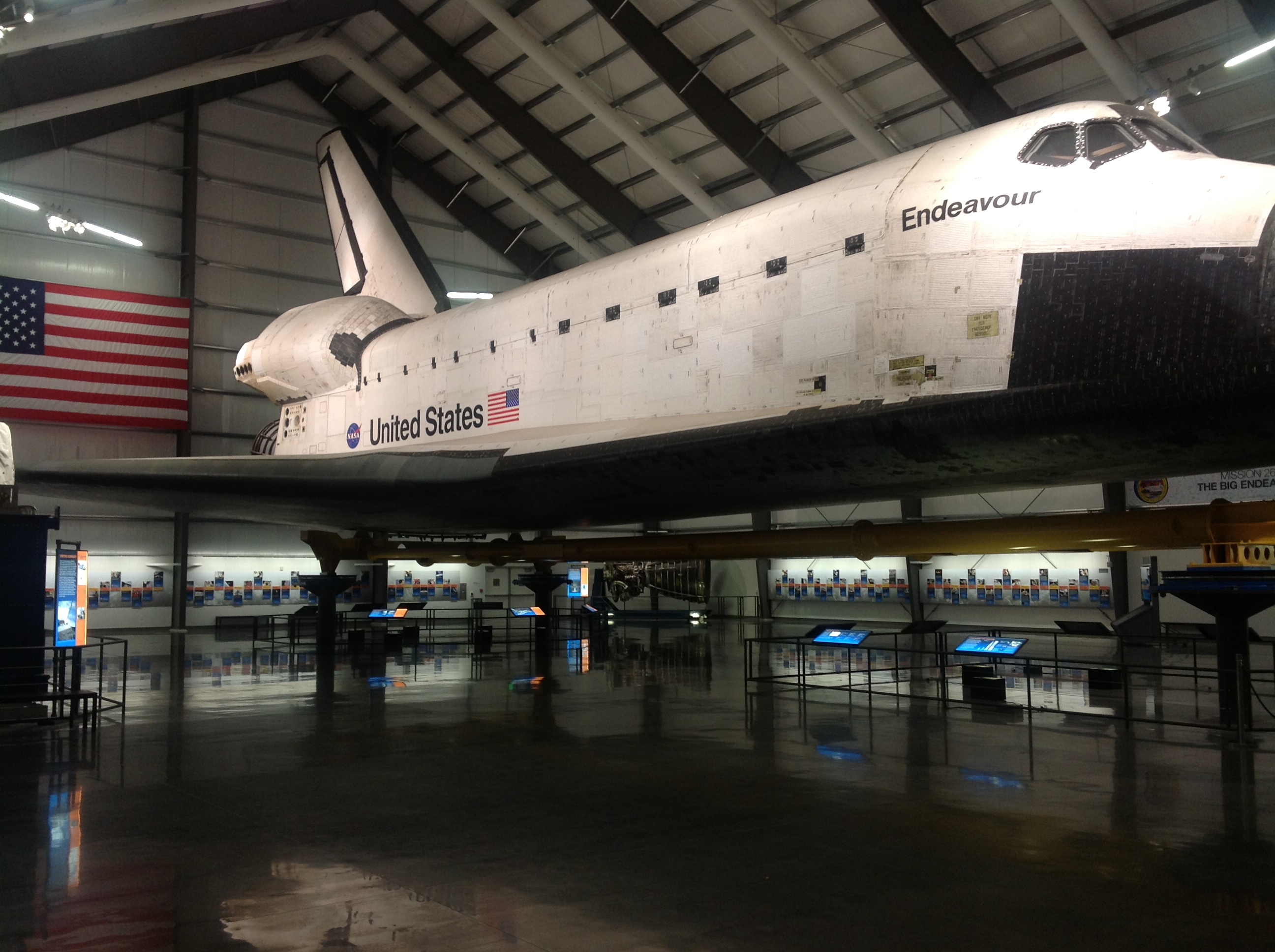 Mission 26: The Big Endeavour | Western Museums Association