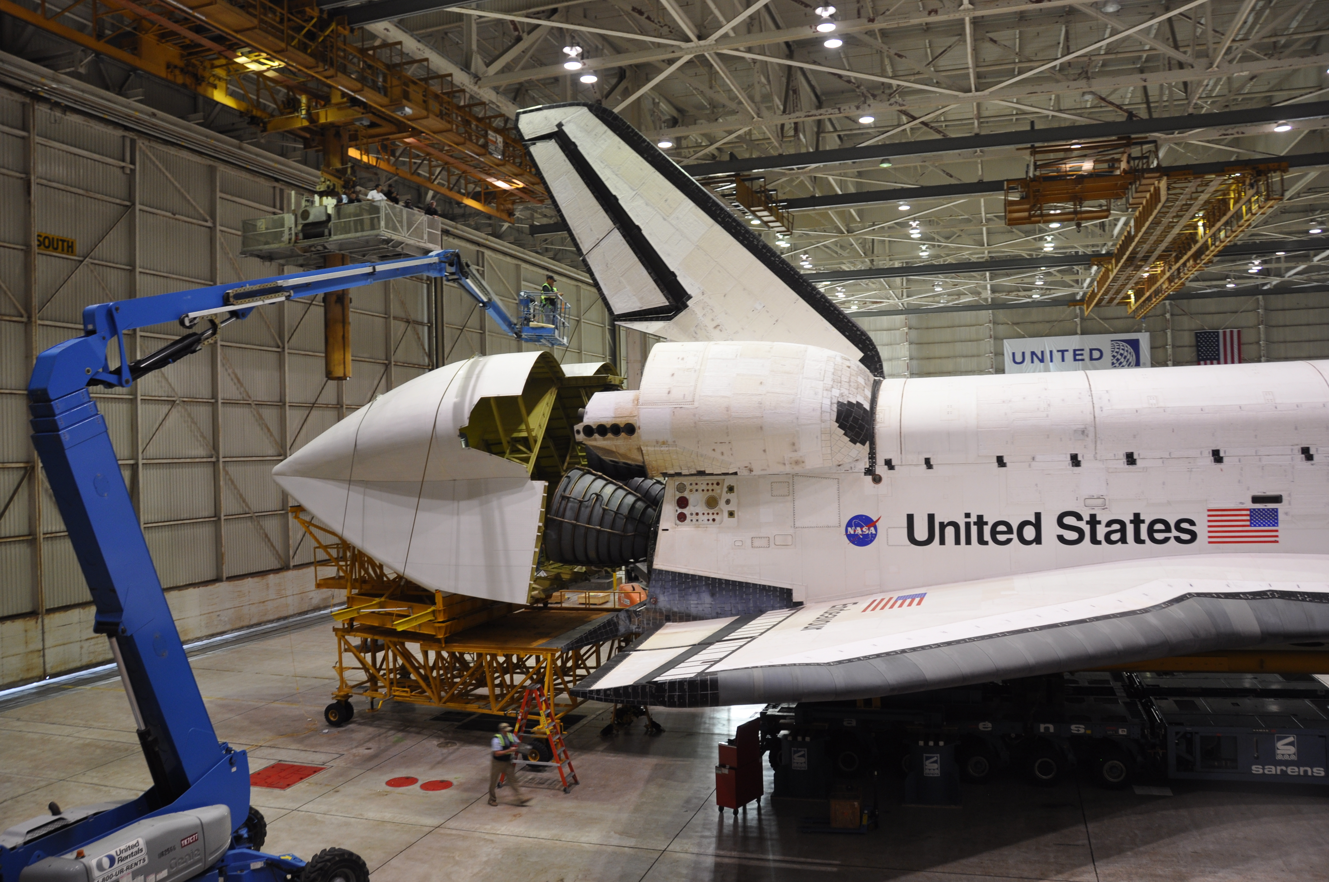 real space shuttle in milwuakee - photo #15